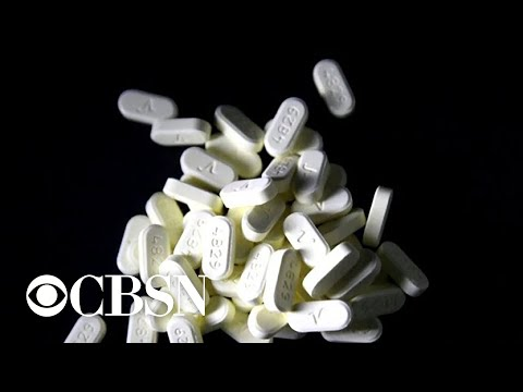 First major opioid trial takes aim at pharmaceutical giant Johnson & Johnson