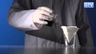 ВЗРЫВНАЯ БУМАГА, уроки занимательной химии!