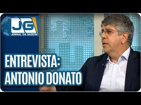 Maria Lydia entrevista Antonio Donato, vereador (PT), sobre as eleições