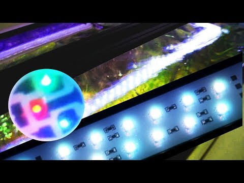 Plafoniera Led Rgb : Видео plafoniera led