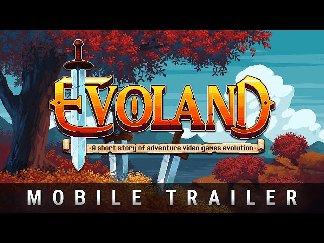 Evoland Mobile Trailer