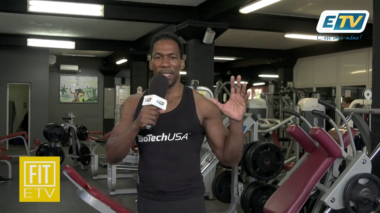 ETV FIT: Muscler la zone lombaire