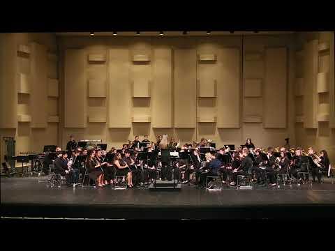Stephenville High School Symphonic Band - 2019 Tarleton Band Festival