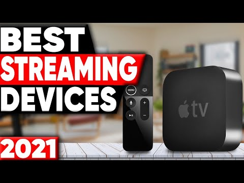 Download 5 Best Streaming Devices in 2021