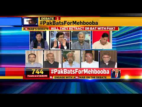 Did Mehbooba and Omar parrot Pak script on Article 35A?
