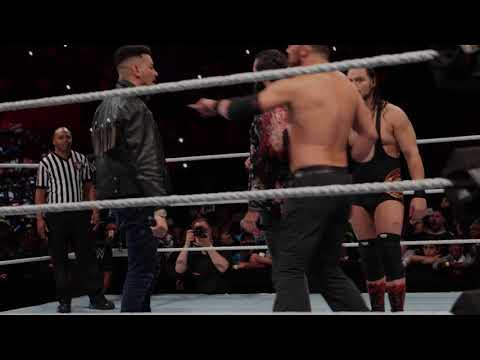 AKA becomes the first African artist to appear on WWE
