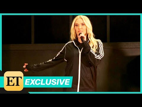 Go Behind the Scenes of Erika Jayne's 'Pretty Mess' Tour Rehearsal (Exclusive)