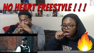 🔥🔥 Shawn Smith - No Heart Freestyle Reaction