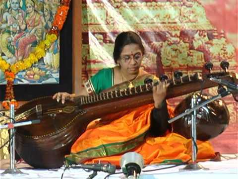 Dr. Ramavarapu Madhuri Devi- Seeta Kalyana Vaibhogame- Kurinji