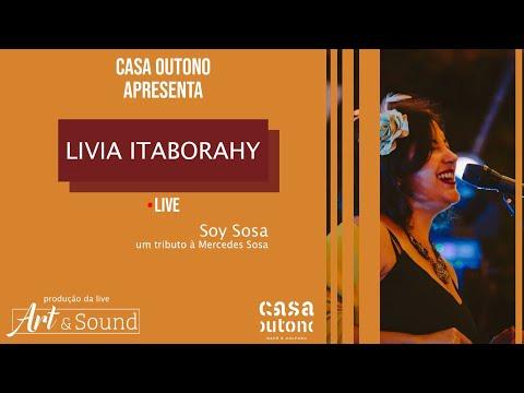 Lívia Itaborahy - LIVE - 29/08/2020