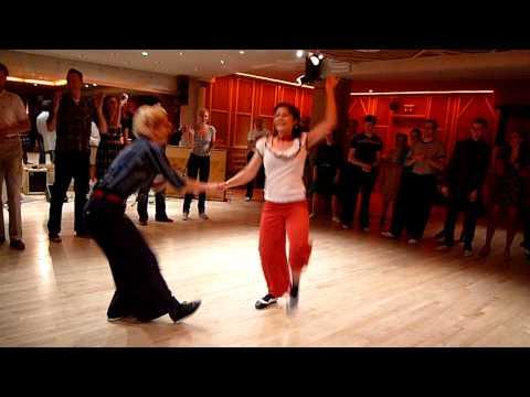 Stockholm Open 2009 at Chicago Swing Dance Studio - Shines