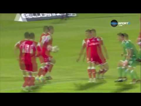 Ludogorets Razgrad vs Pirin Blagoevgrad  4-1 11.05.2016