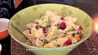 Ham & Pasta Salad