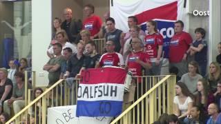 Sercodak Dalfsen dwingt derde duel af in strijd om landstitel