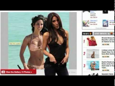 Leilani Dowding Nude Photoshoot