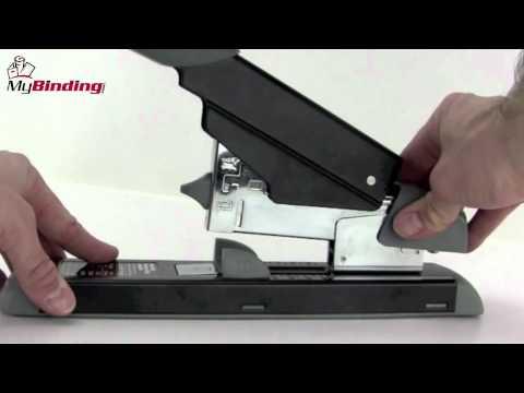 Swingline Durable Heavy Duty Stapler Demo - SWI-11302