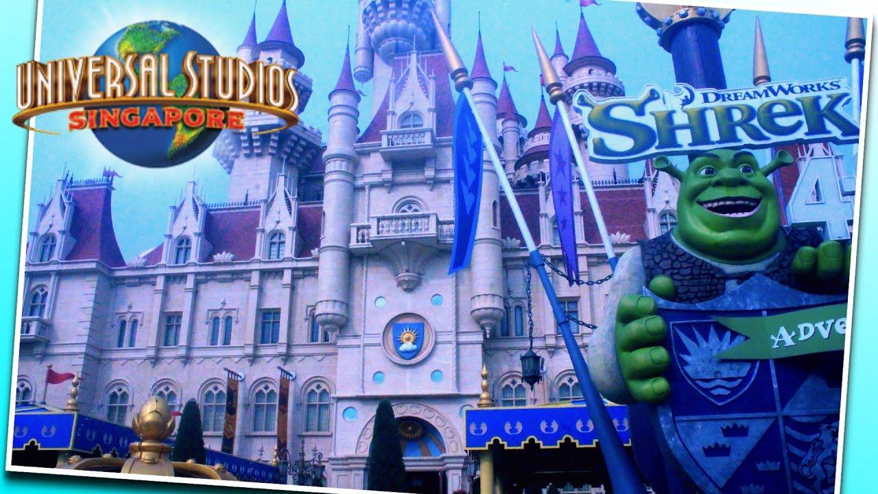 Universal Studios Singapore Kids Toys Fun Adventure