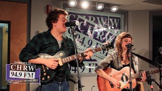 Cat Clyde - Like A Wave [Live @ CHRW 94.9/Radio Western]