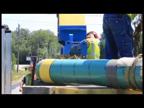 Enterprise Trenchless Technologies Augusta Natural Gas Pipeline Project