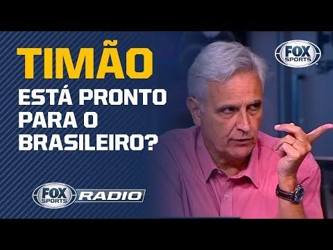 TIMÃO VAI LONGE NO BRASILEIRÃO? Galera do FOX Sports Rádio debateu o assunto!
