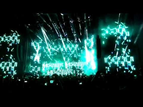 Electric Zoo David Guetta 2013