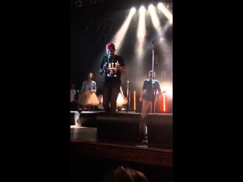 Tye Tribbett live 2014
