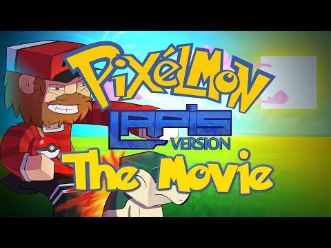 Pixelmon Lapis: The Movie (Minecraft Pokemon Roleplay)