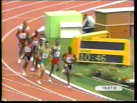2003 Paris World Championships Men's 5000m