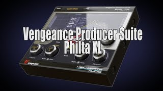 Vengeance Producer Suite - Philta XL Product Video