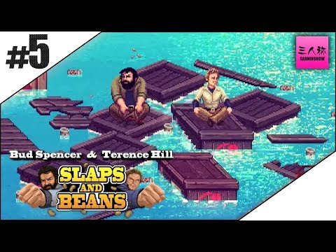 #5【生放送】ドンピシャ,鉄塔のBud Spencer & Terence Hill - Slaps And Beans