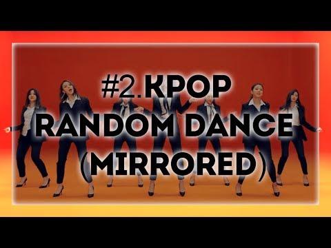 #2.KPOP RANDOM DANCE (MiRRORED ViDEO)