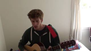 Chainsmokers All We Know Acoustic Cover By Linus Komnick
