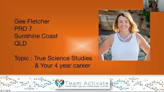 Team Training 22/10/2018 Our AMAZING True Science Skin Care & Your 4 Year Business Plan