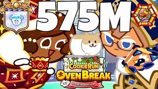 CROB 575M GLACIER GRAND CHAMPIONS LEAGUE ROUND 2 CookieRun Ovenbreak