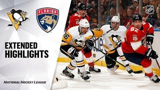 Pittsburgh Penguins vs Florida Panthers | Oct.22, 2019 | Game Highlights | NHL 2019/20 | Обзор матча