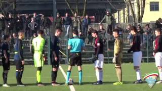 Under 15 AeB - Derby di Milano, rossoneri scatenati: 4-3 il finale!