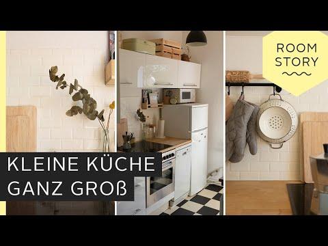 Kleine Küche ganz groß – Tipps für die Miniküche   Roombeez – powered by OTTO