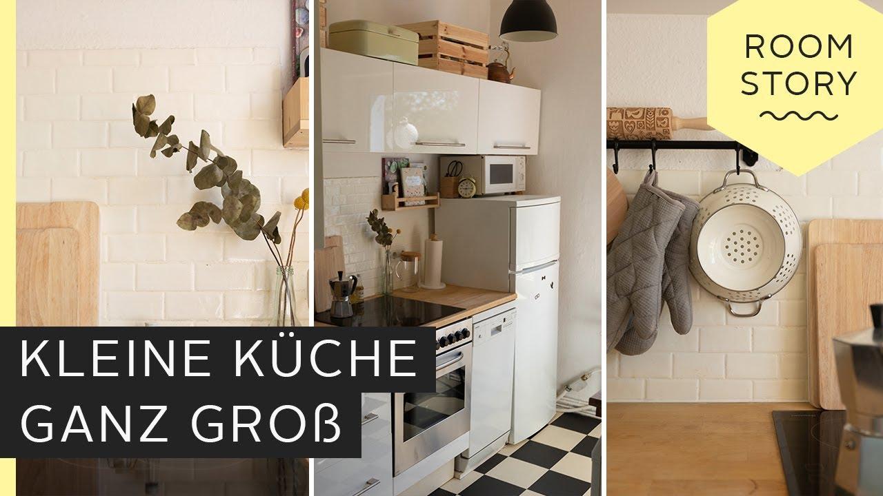 Kleine Küche einrichten » Tipps & Ideen | OTTO