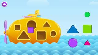 ✏️ Learn to Sort Games for Kids 👯  iPad Gameplay HD by Intellijoy 📋 Educational Games for Kids