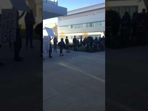 My schools drum line