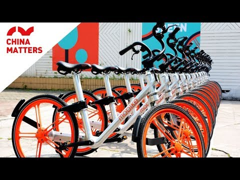How Does Bike Sharing System Work In China?