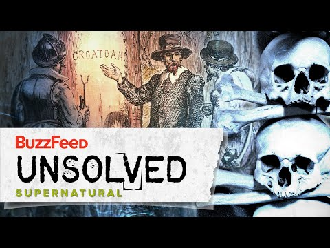 Thumbnail: The Mysterious Disappearance of Roanoke Colony