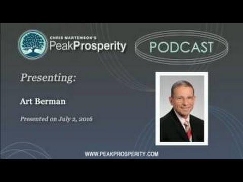 The Coming Moonshot In Oil Prices | Art Berman