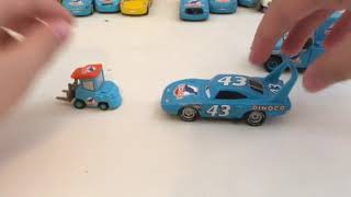 Disney Pixar cars Luke Pettlework review