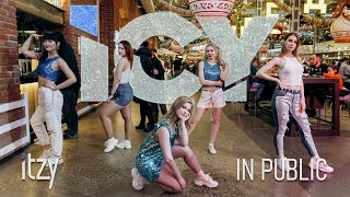 "[KPOP IN PUBLIC CHALLENGE] ITZY (있지) ""ICY"" (아이씨) 