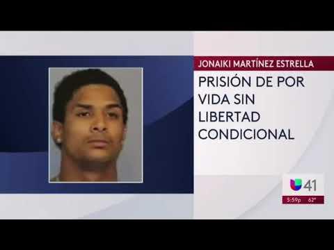 Sentencia de por vida a los acusados de asesinar a Junior en el Bronx