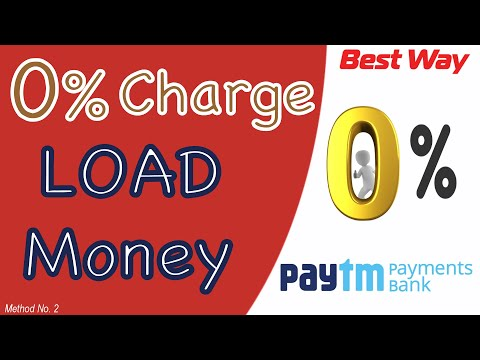 Best way to Load money or Deposit money in Paytm Payments bank savings account using Net banking