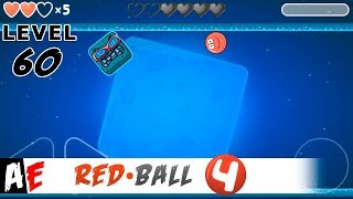RED Ball 4 LEVEL 60