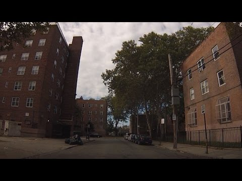 Queens NY Housing Projects - South Jamaica 40 Projects, Quee