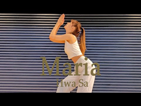 Hwa Sa (화사) - Maria  (마리아) / dsomeb Kpop cover \u0026 dance / Mirrored Dance Practice
